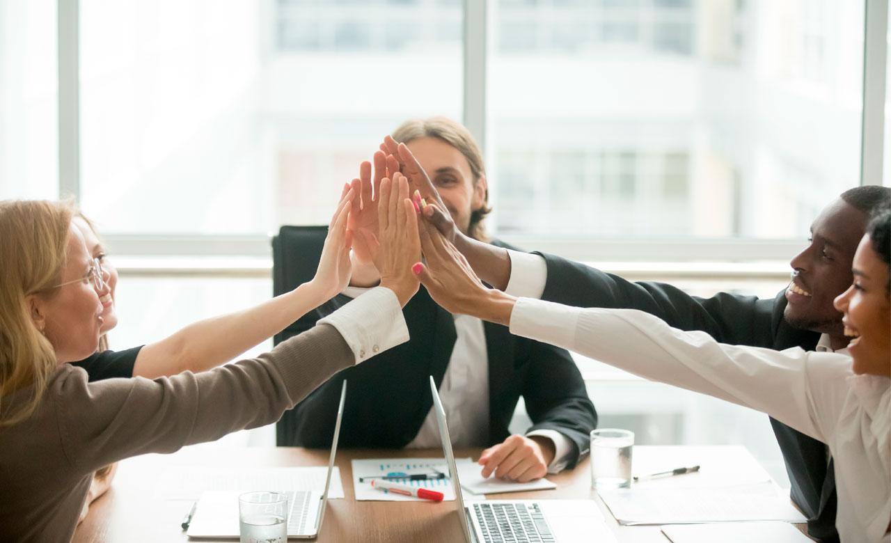 compromiso serio de la organización con el empleado