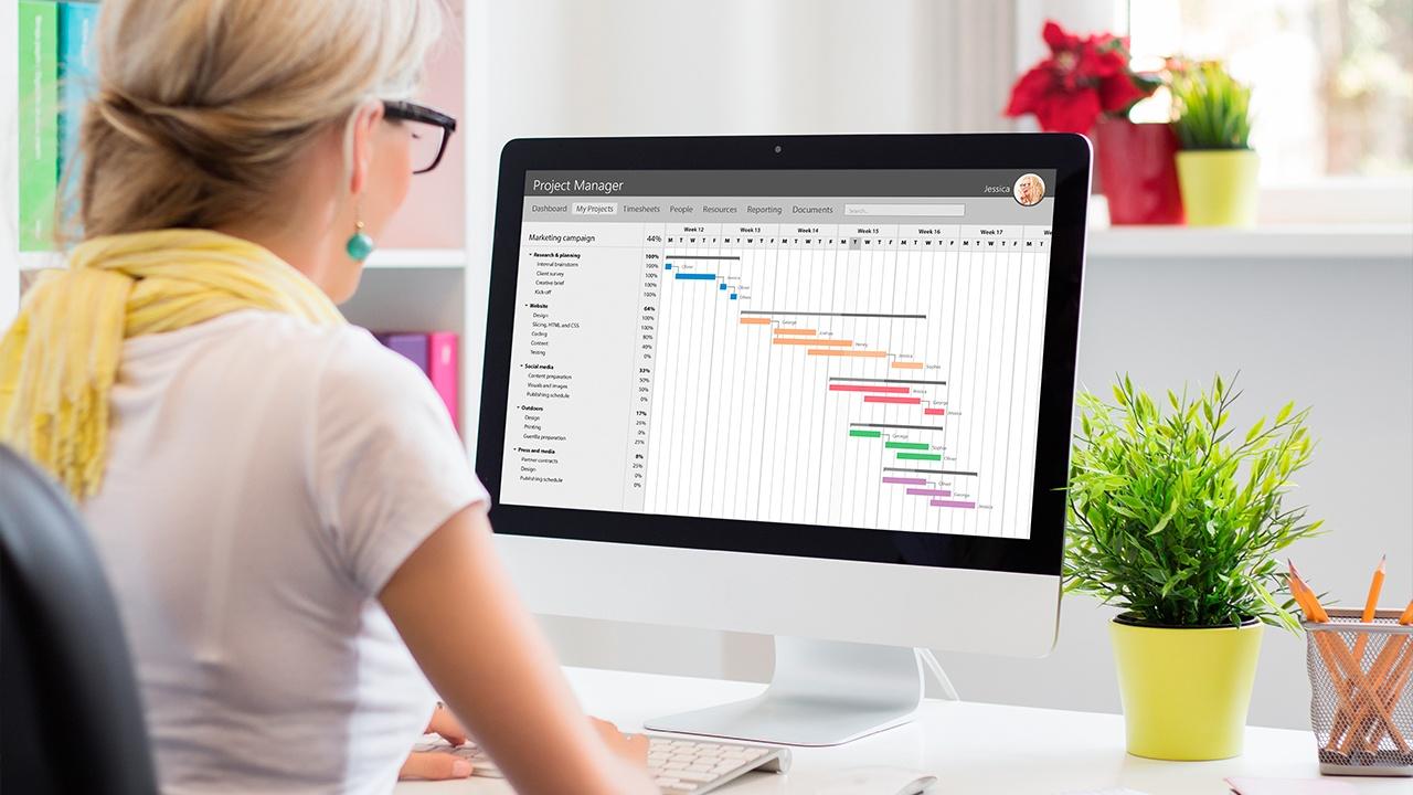 máster online en Administración de Empresas con Especialidad en Gerencia de Proyectos
