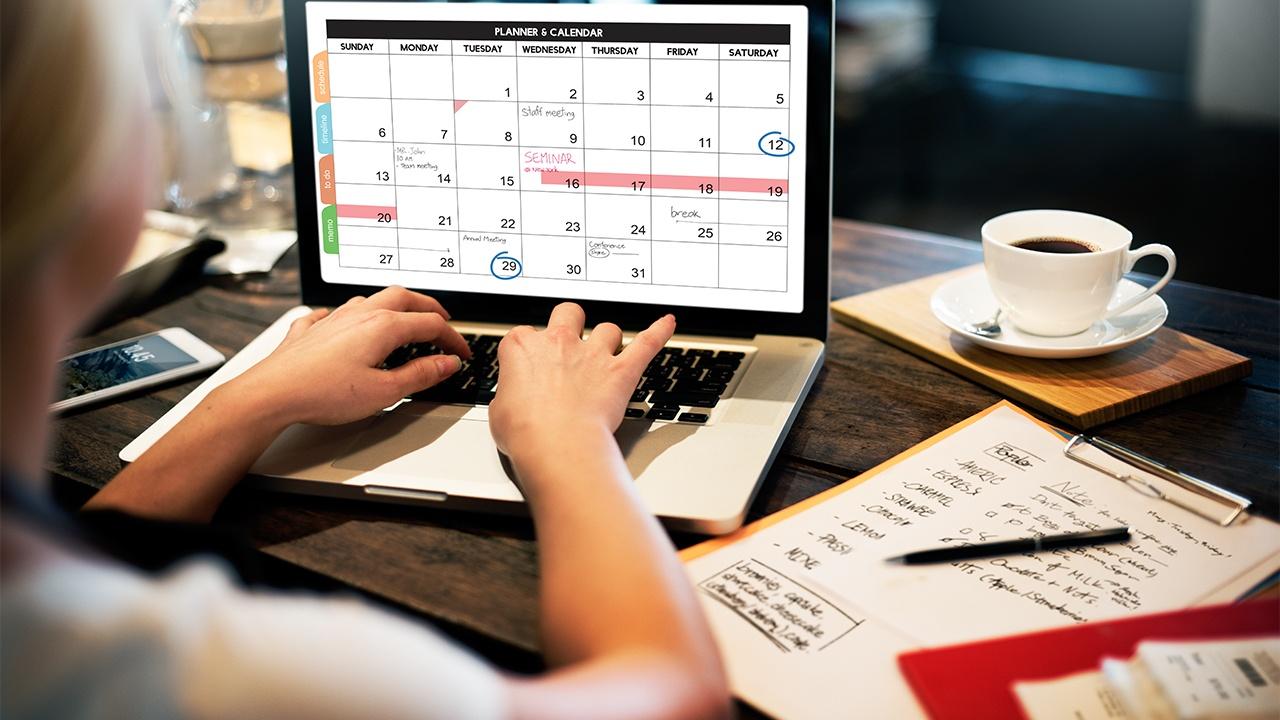 Cómo calcular las horas de estudio y los descansos