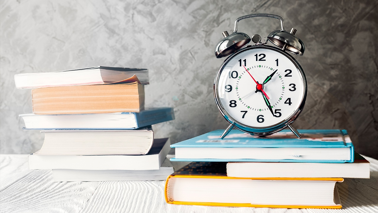 Escoge un buen horario corrido