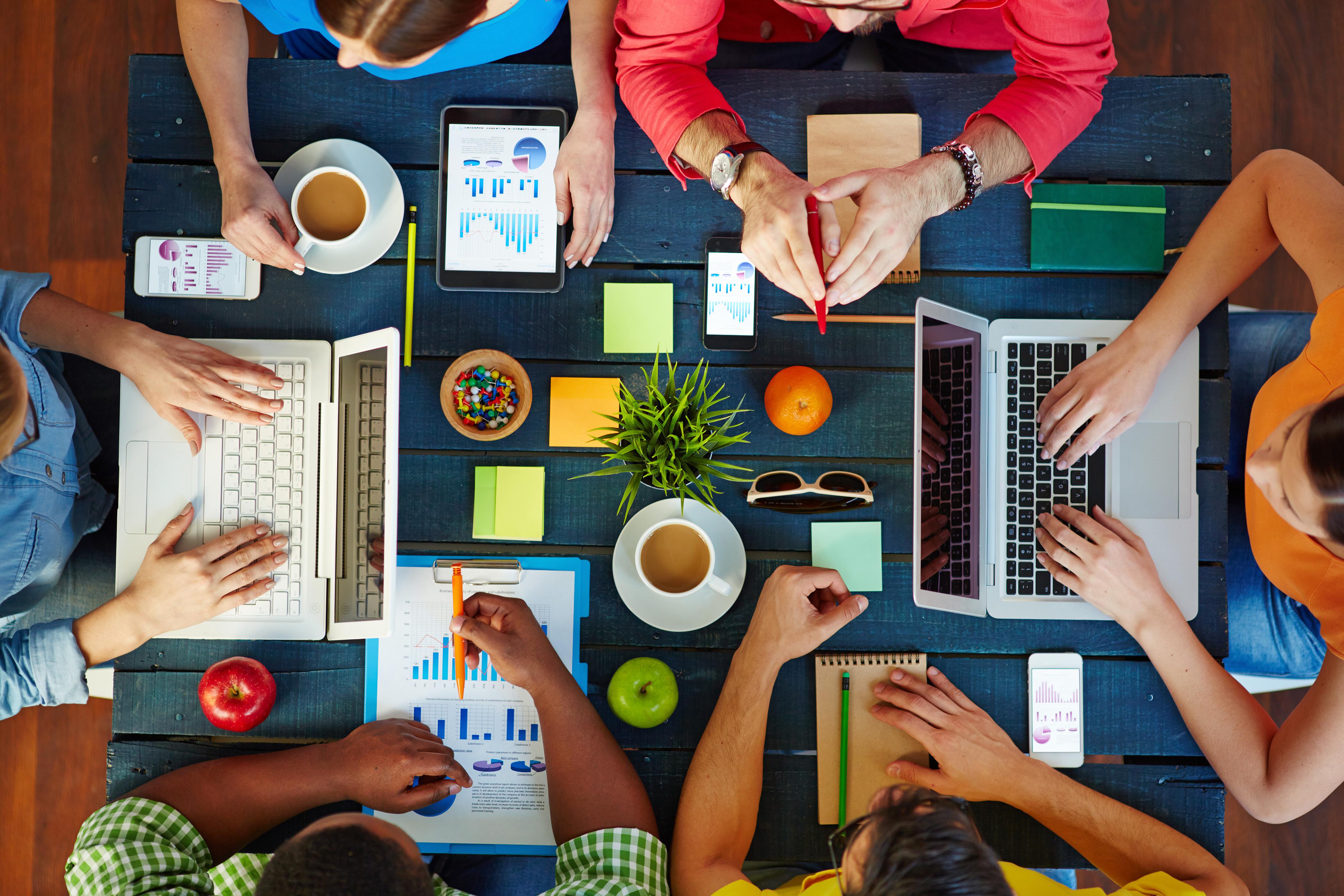 Herramientas y consejos para la formación de equipos colaborativos